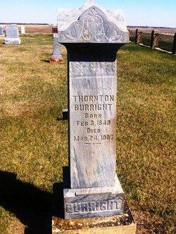 Thornton Burright