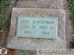John Albert Schuman