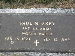 Paul Nelson Akey