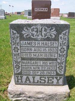 Margaret <i>Armstrong</i> Halsey
