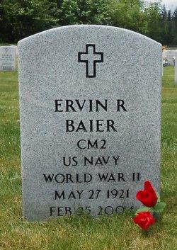 Ervin Raymond Baier