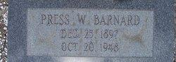 Preston Wise Press Barnard