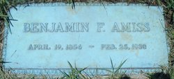 Benjamin Franklin Amiss