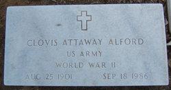 Clovis Attaway Alford
