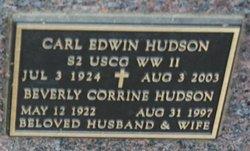 Beverly Corrine Hudson