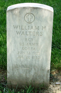 William Henry Billy Walters