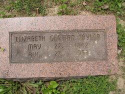 Elizabeth <i>German</i> Taylor