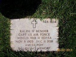 Ralph Warren Bender
