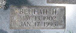 Beulah Helen <i>Feeback</i> Drew