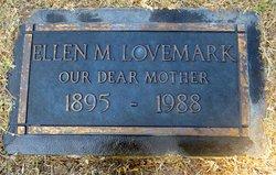 Ellen M <i>Matson</i> Lovemark