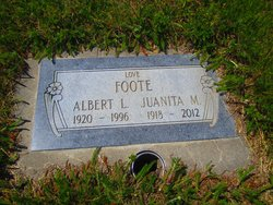 Juanita Maxine <i>Scruggs</i> Foote