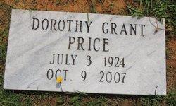 Dorothy Elizabeth Dottie <i>Grant</i> Price