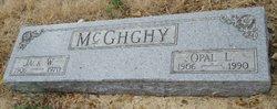 Amos William Jack McGhghy