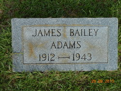 James Bailey Adams
