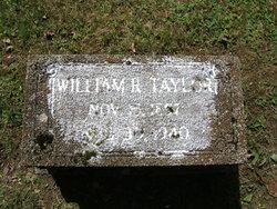 William Randolph Taylor