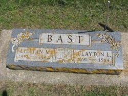 Lillian May <i>Erickson</i> Bast