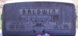 Nora Cecile <i>Crites</i> Baldwin