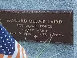 Howard Duane Laird