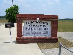 Hickory Grove Baptist Church Cemetery