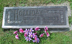 Mildred L Holliday
