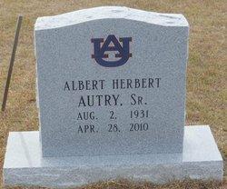 Albert Herbert Autry, Sr