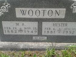 May Abagail Wooton