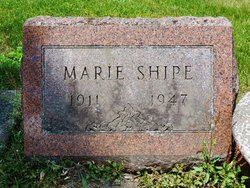 Edna Marie <i>Lancaster</i> Shipe