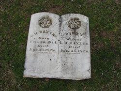 Anna Piety <i>O'Neal</i> Baxter