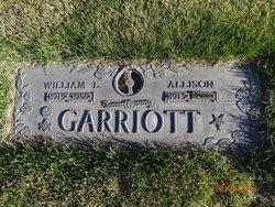 Allison <i>Barnes</i> Garriott