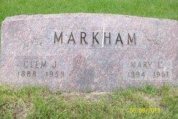 Clem John Clement Markham