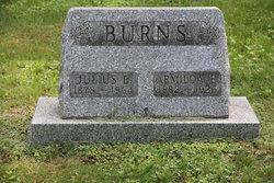 Armilda E. <i>Wright</i> Burns