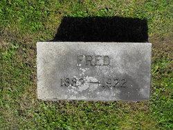 Frederick Mathias Fred Schreiner