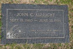John C Albright