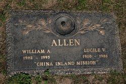 Lucile V Allen