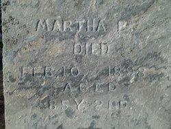 Martha <i>Braman</i> Hix