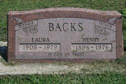 Laura <i>Hill</i> Backs