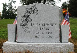 Laura Leigh Rusty <i>Clements</i> Pleasant