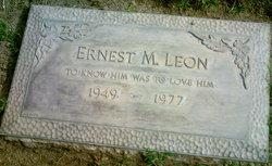Ernest M. Leon