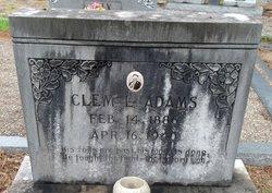 Clem L Adams