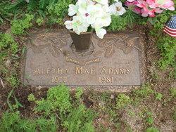 Aletha Mae Adams