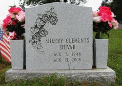 Sherry Ann <i>Clements</i> Shiver
