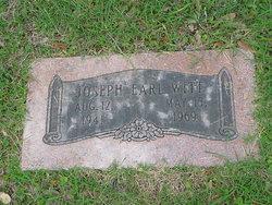 Joseph Earl Witt