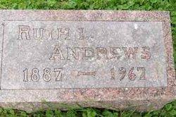 Ruth L Andrews