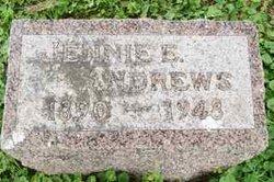 Jennie E. Andrews
