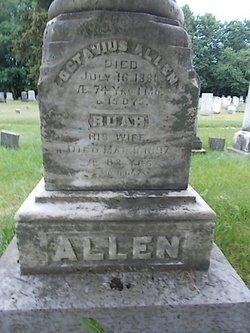 Octavius Allen