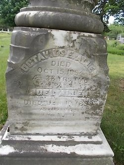 Octavius E. Allen