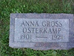 Anna Katharina <i>Gross</i> Osterkamp