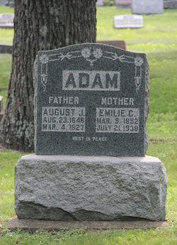 August J Adam
