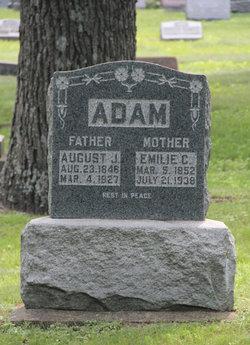 Emilie C Adam