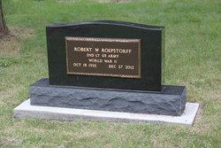 Robert W Roepstorff